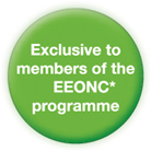 Exclusive to members of the EEONC* programme